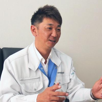 平木工業株式会社 代表取締役 平木智宏